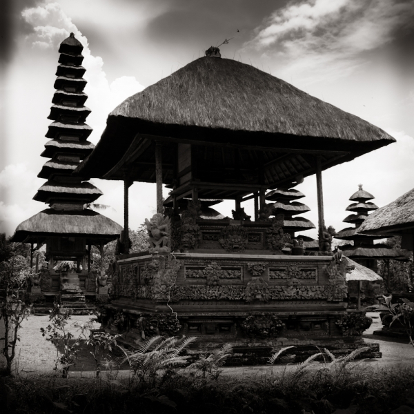 Temple - Mengwi