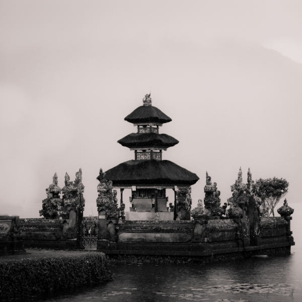 Pagoda - Pura Ulun Danu Bratan