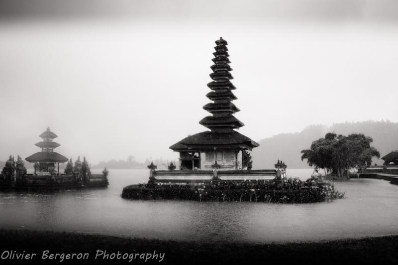 Two pagodas - bali