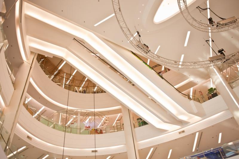 Interior shopping center - bangkok - Thailand - สยามพารากอน - กรุงเทพฯ