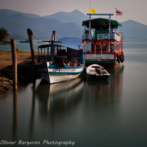 Three boat - Koh chang - thailand - thialand - thiland