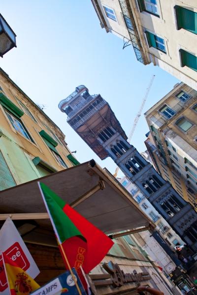 Elevador de Santa Justa - Lisbon