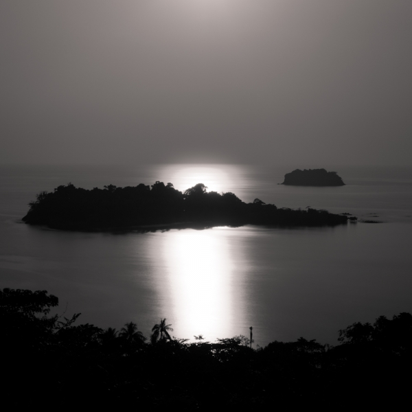Koh Chang sunset landscape - Thailand