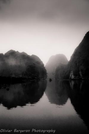 Ngo Dong river, Tam Coc Ninh Binh, Vietnam