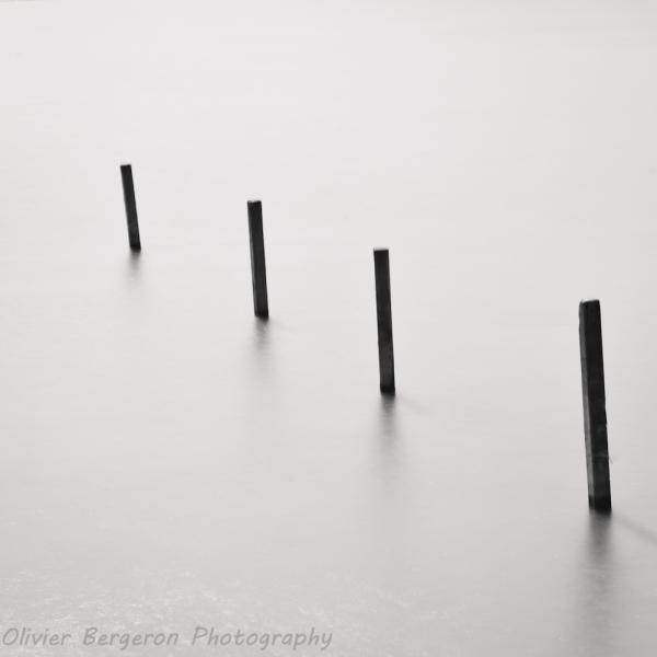 Four poles