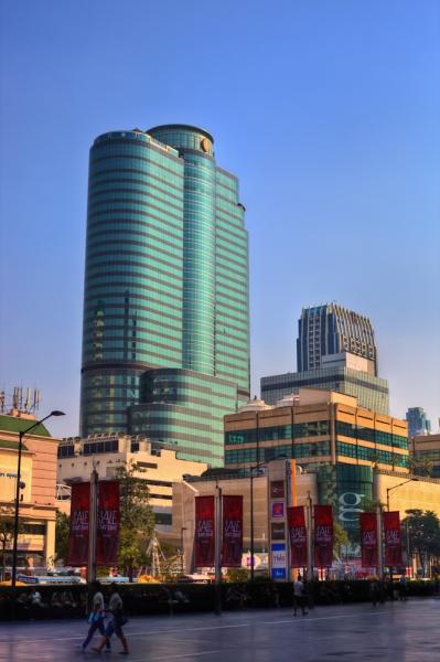 Intercontinental Hotel - Bangkok