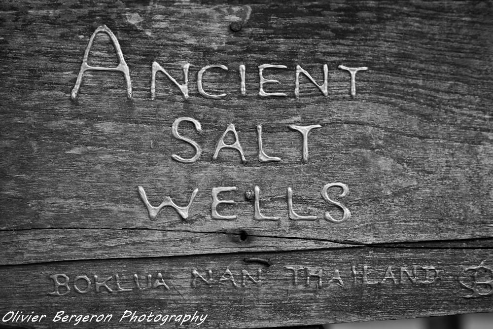 Serie – The Salt Mine – Bo Kluea – Thailand  บ่อเกลือ น่าน