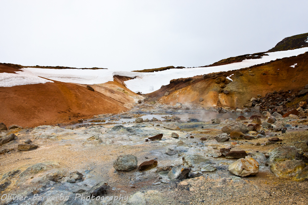 Seltun Iceland