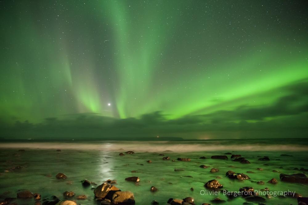 Aurora Borealis - Vatnsnes - Iceland