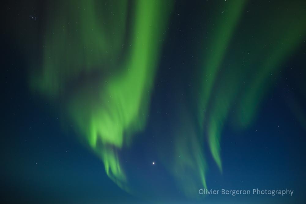 Aurora Borealis - Hvammstangi - Iceland