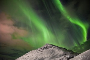 Aurora Borealis - Northern lights - Iceland - Norway