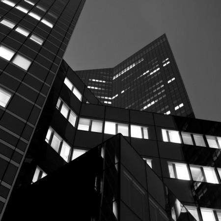 Angle - architecture - Paris