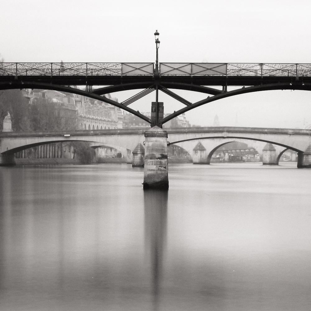 Ponts des arts - Paris - study II