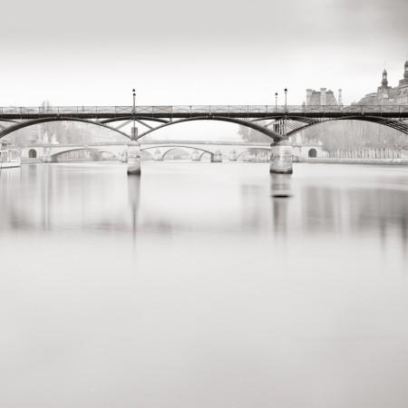 Ponts des arts - Paris - study III