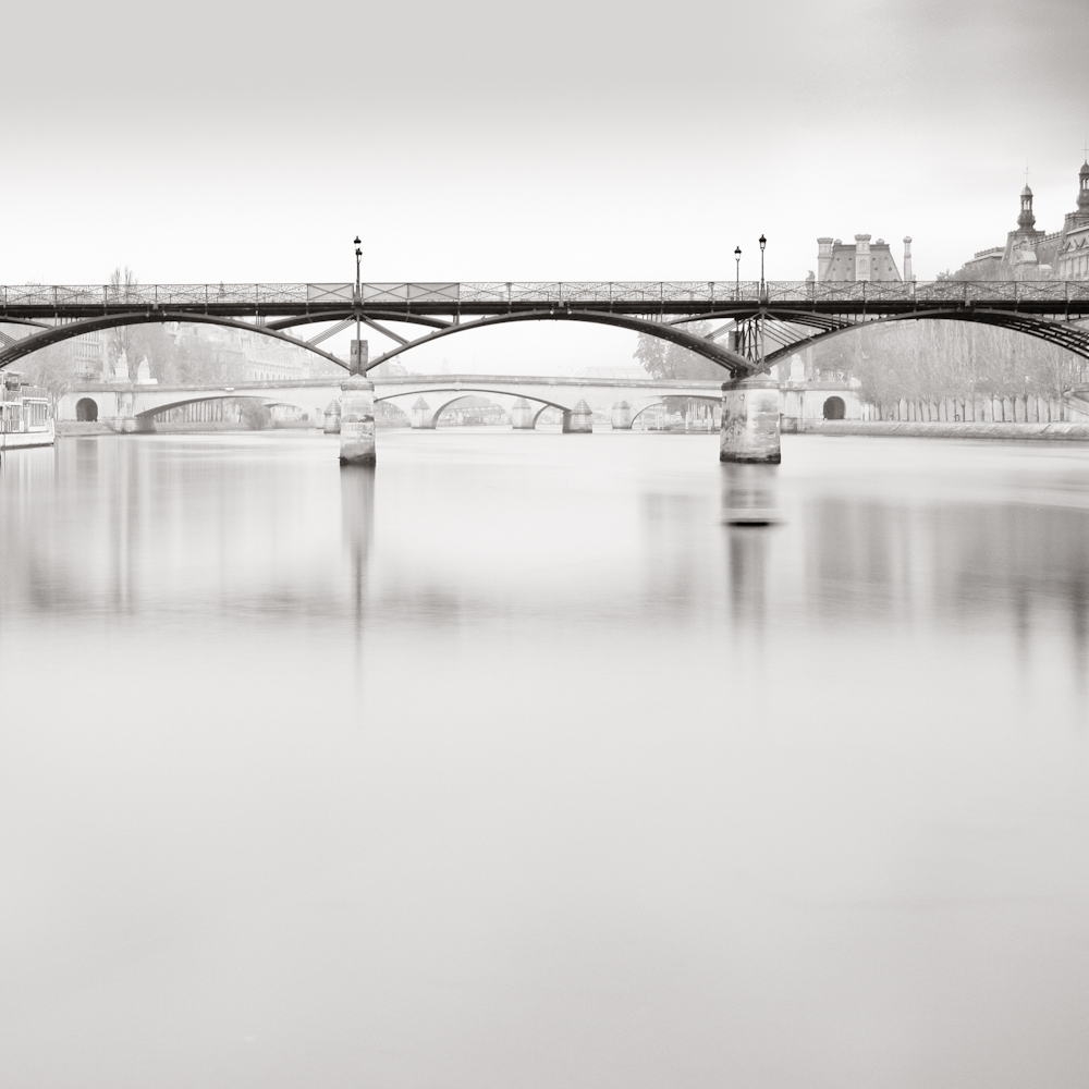 Ponts des arts - Paris - study III