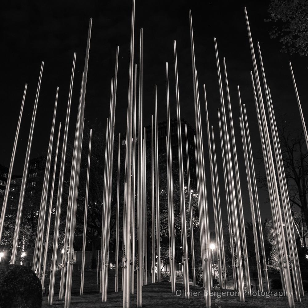 Column - study II - Munich - Munchen