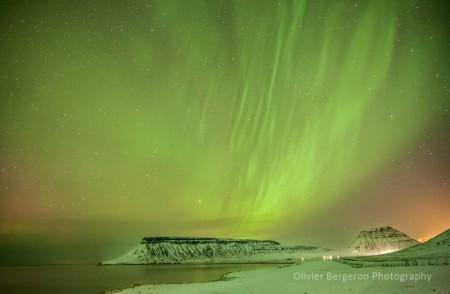 Aurora Borealis - Brimlarhofdi - Iceland