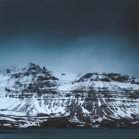 Mountain landscape - Iceland - Grundarfjordur