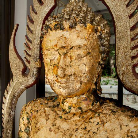 buddha - wat pha thang - thailand