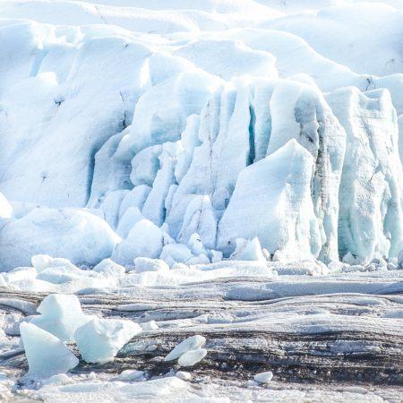 glacier iceland svinafelljokull