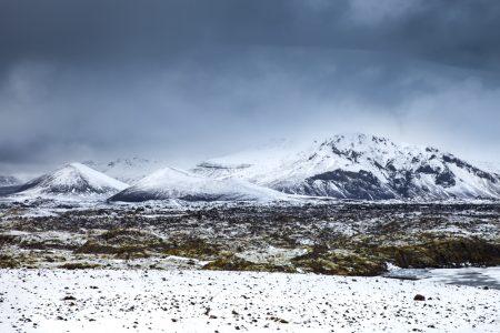 iceland-landscape mountain -snaefellnes