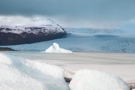 fjallsarlon - iceland - landscape