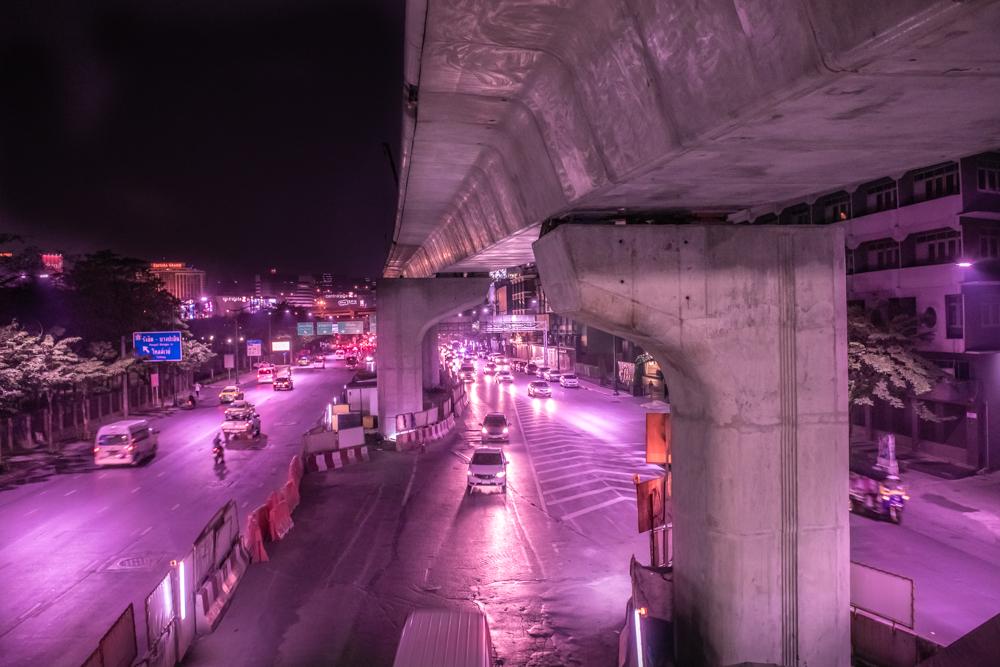 cityscape - Bangkok - urban landscape