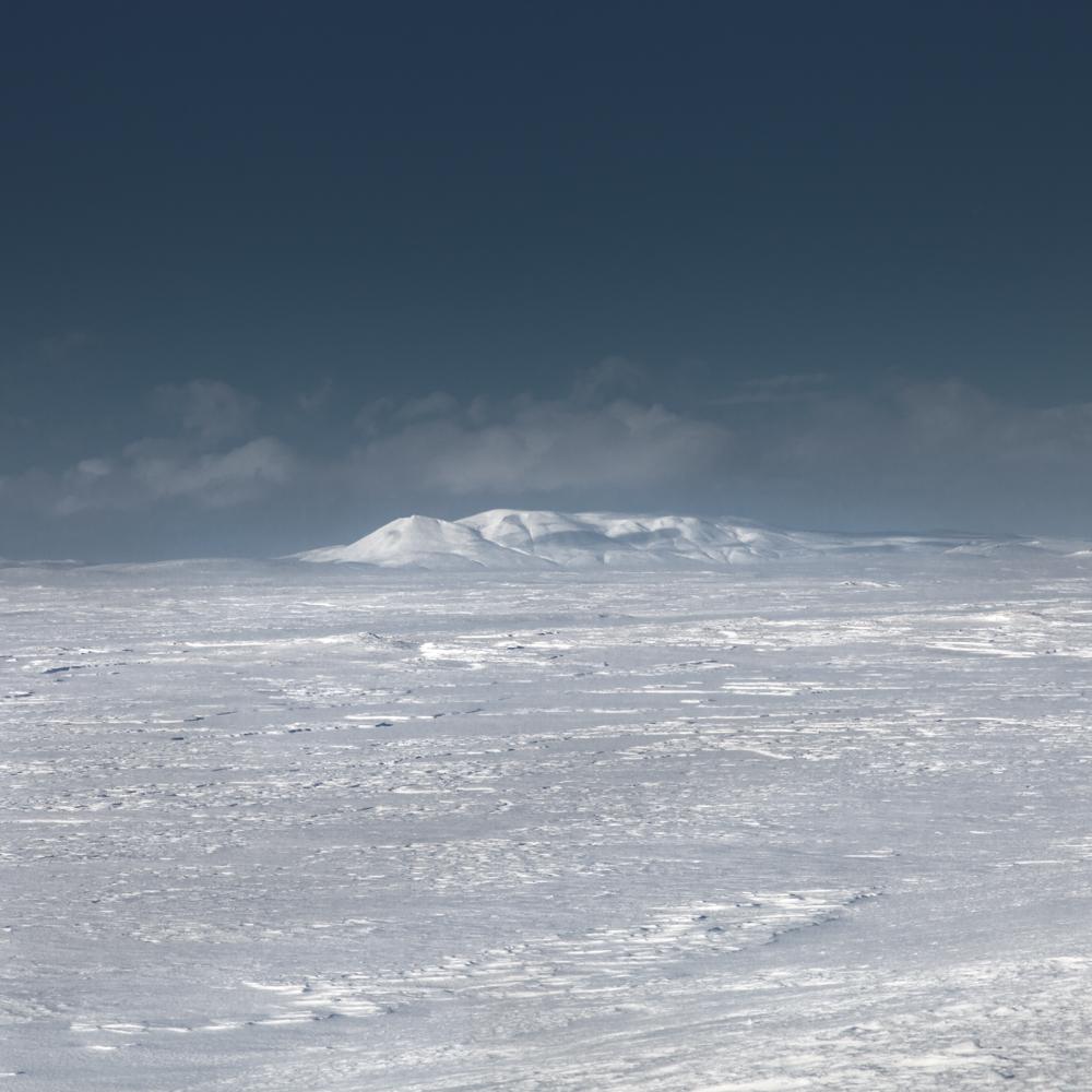 A mountain - iceland
