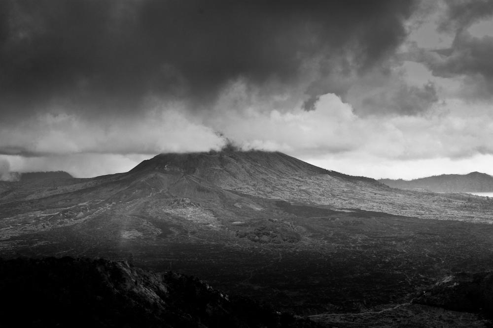 Bali Volcano - Mount Batur