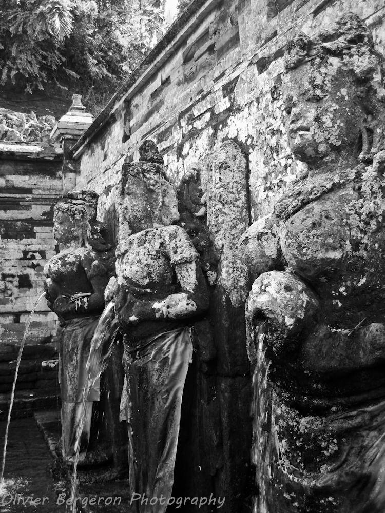 Fountain - Goa Gajah - Bali
