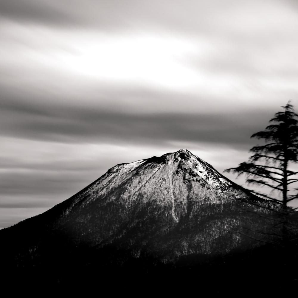 Mount Oakan - Hokkaido - Japan