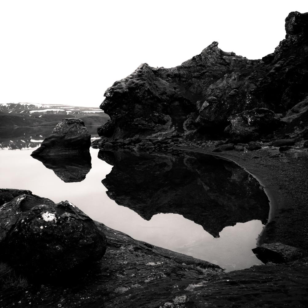 anse - lake kleifarvatn - iceland