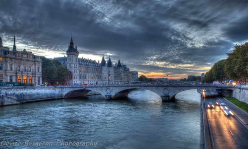 La conciergerie – Quai de Seine – Paris